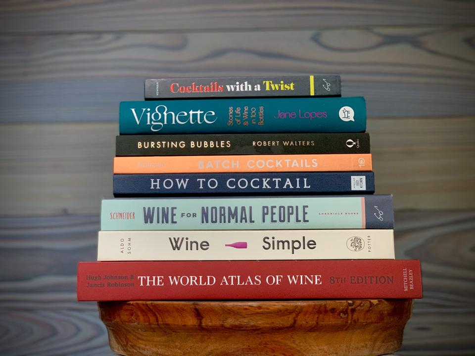 The Best Wine and Spirits Books for the Season