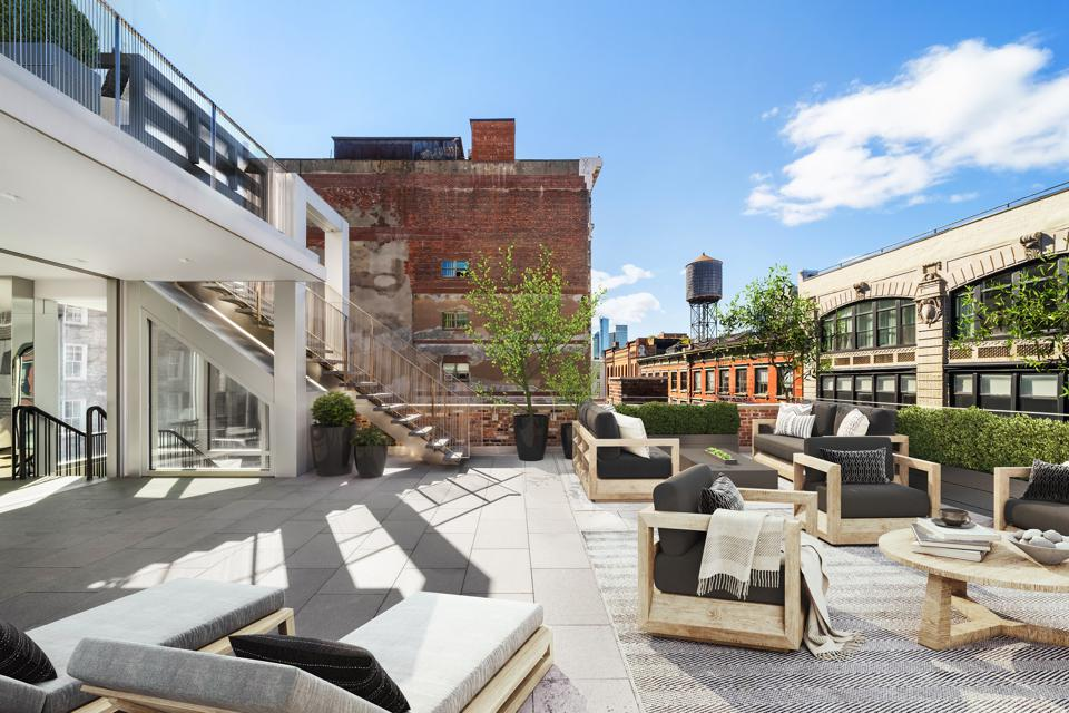 74 Wooster rooftop