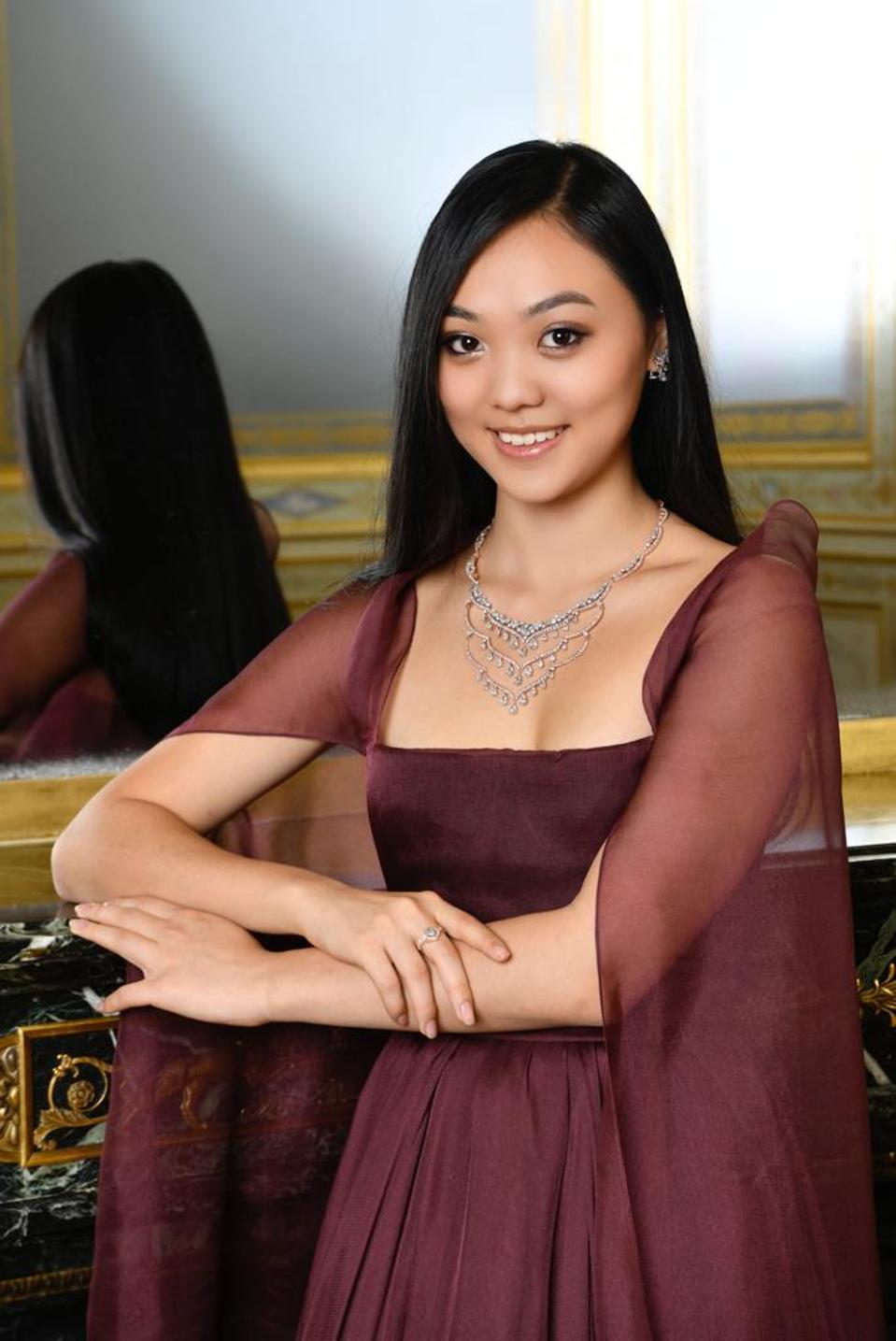 Le Bal 2019, Harakh jewelry, Jane Li