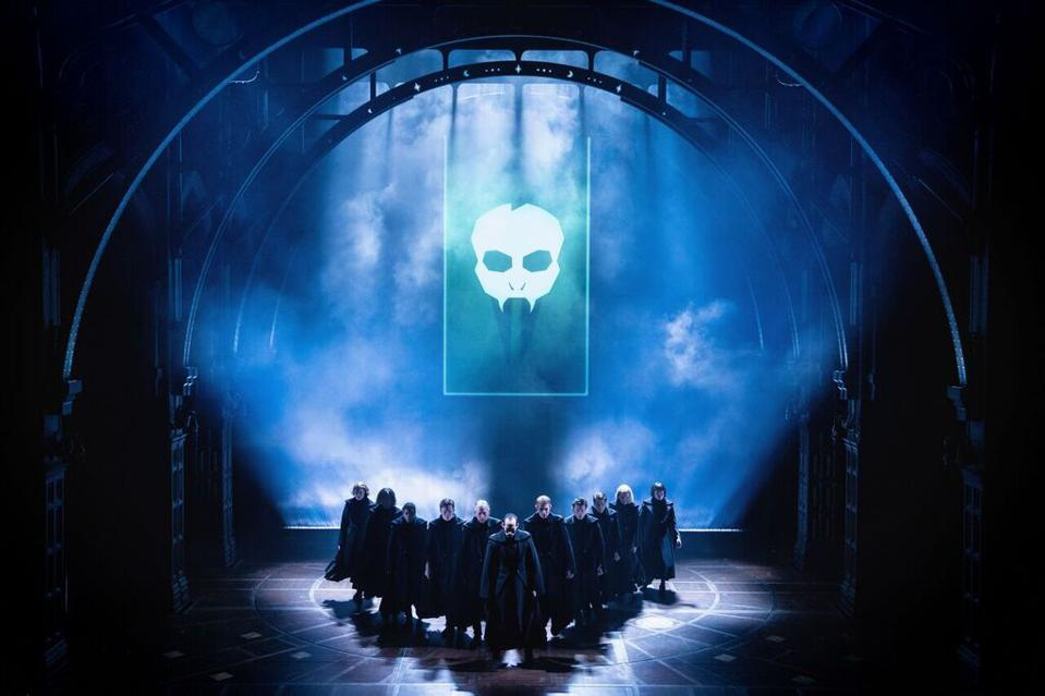 Harry Potter and the Cursed Child at San Francisco's Curran Theater