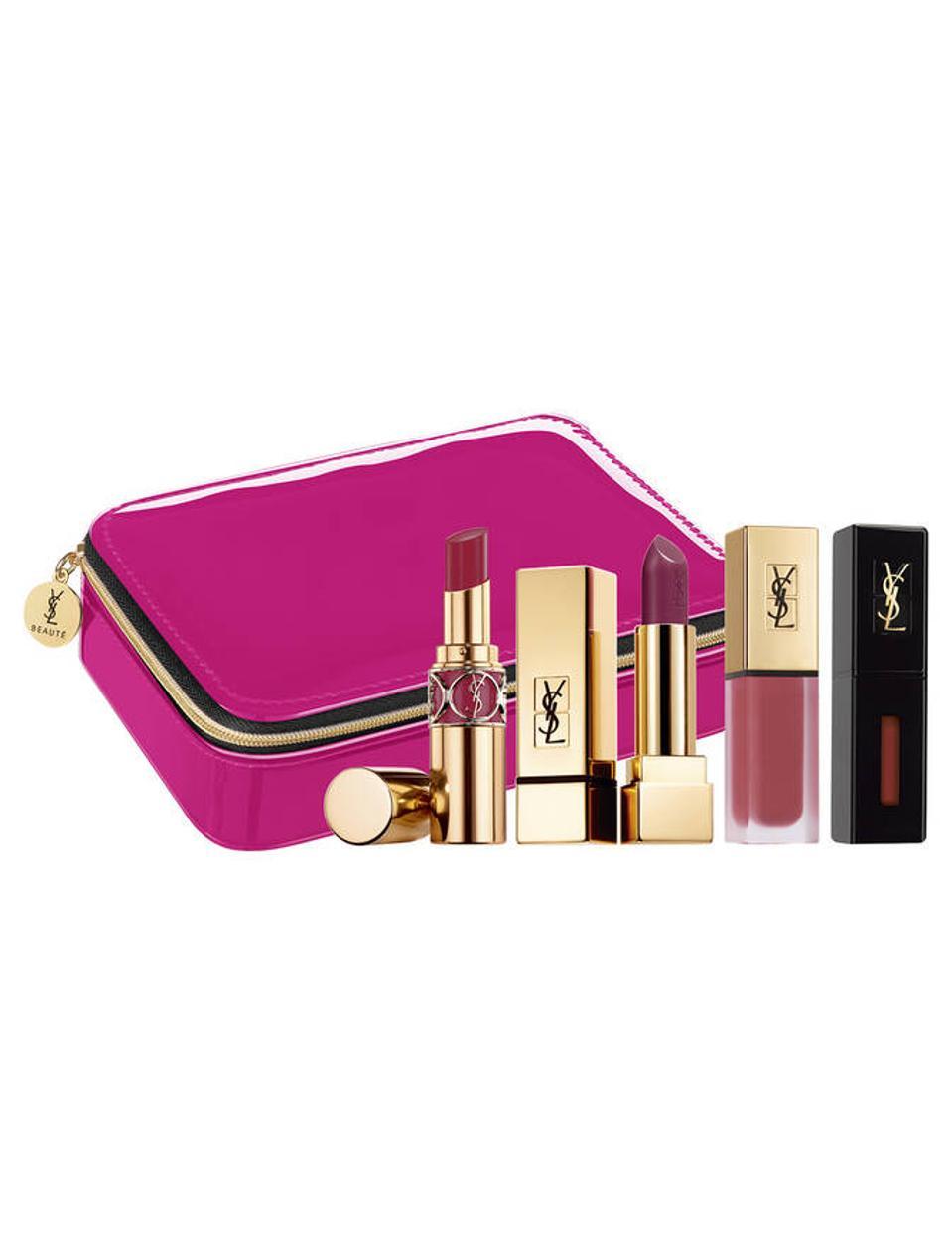 Yves Saint Laurent Beauté My Lips But Better Makeup Set