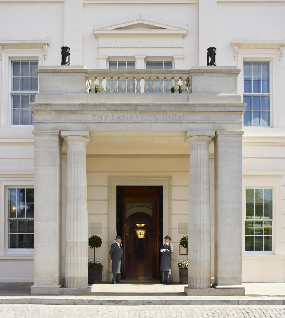 The Lanesborough, London, Oetker Collection, London hotels