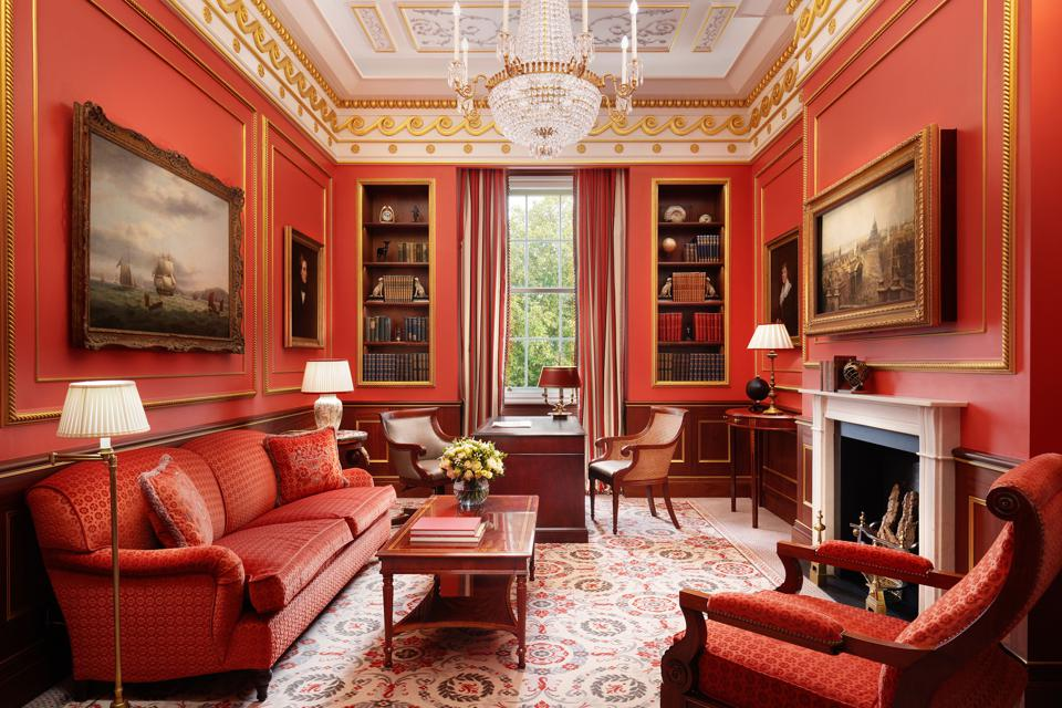 The Lanesborough, London hotels, Oetker Collection, London