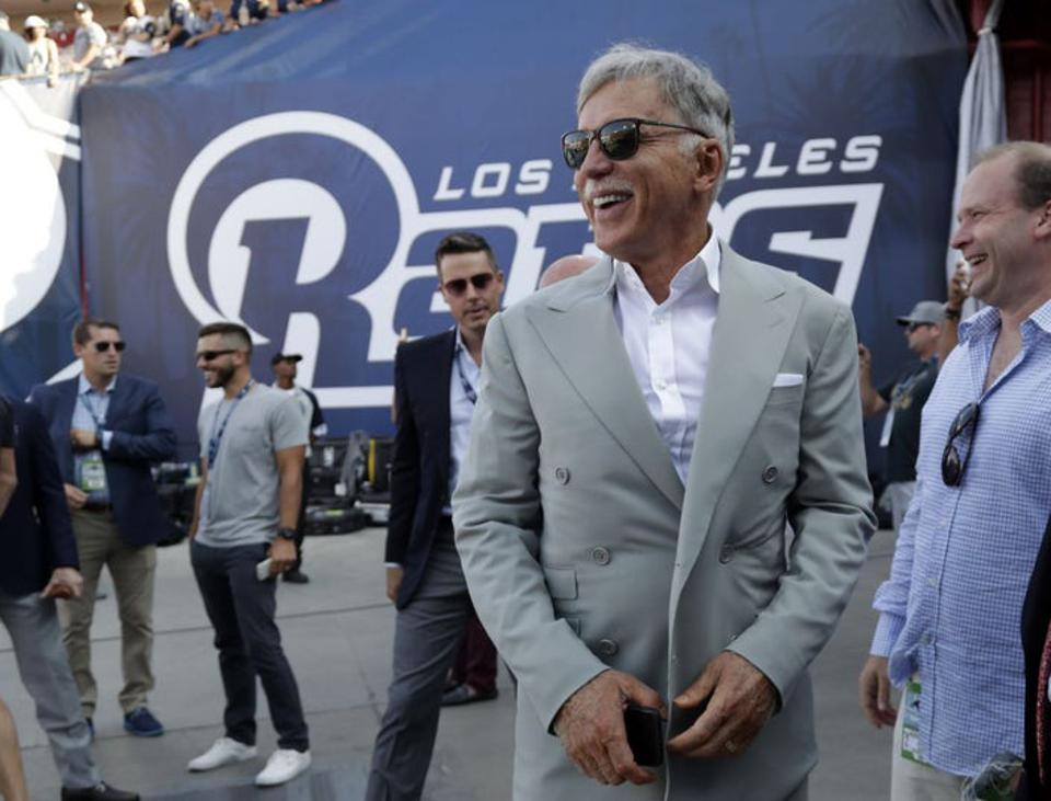 Why Stan Kroenke, NFL Will Likely Be Singing The Financial Blues Over The St. Louis Lawsuit