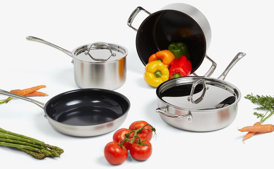 Italic Zest Cookware Set
