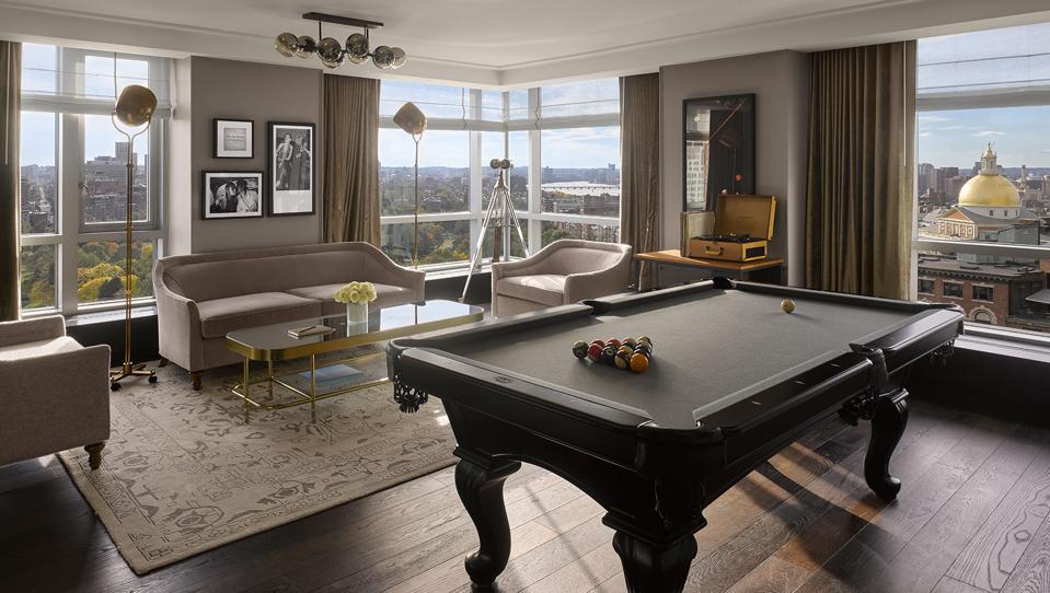 Kimpton Nine Zero Hotel Penthouse Suite