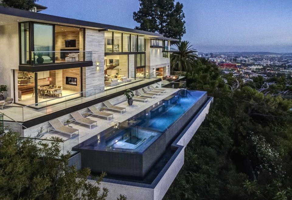 Los Angeles glitter