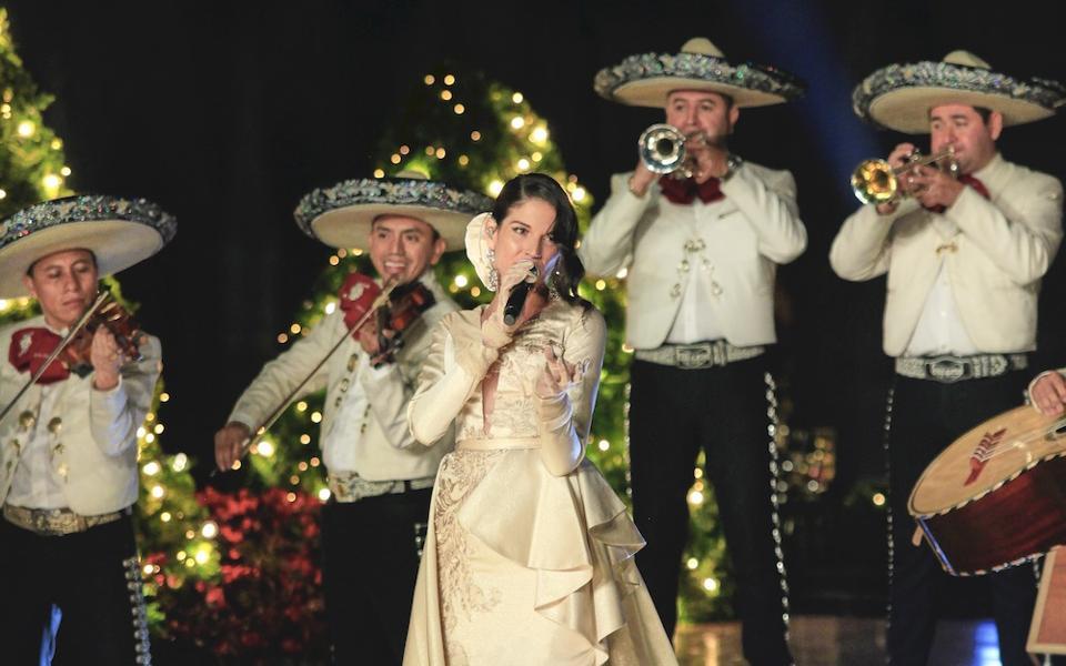 Natalia Jimenez Nuestra Navidad