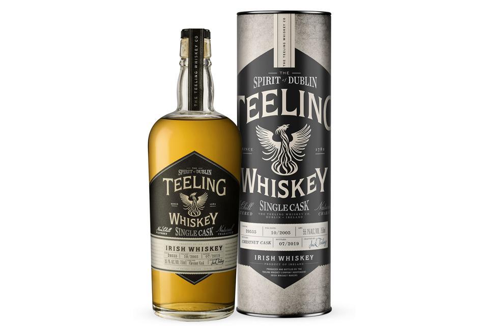 Teeling Whiskey Chestnut-Aged Single Cask
