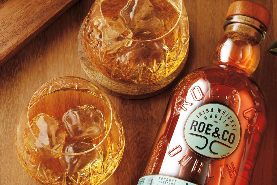 Roe and Co Irish Whiskey