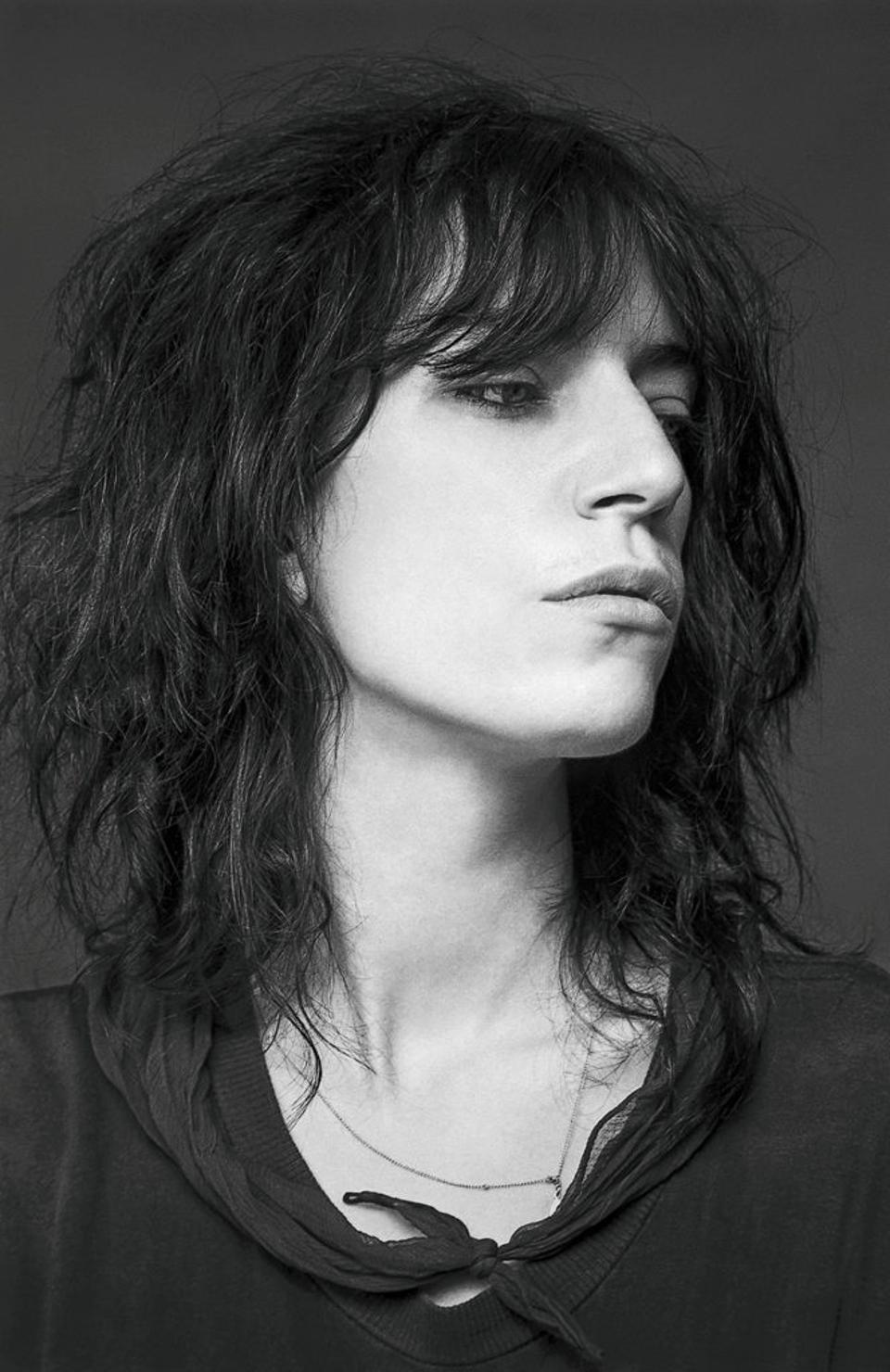 A New Book Shows Patti Smith As She's Never Been Seen Before