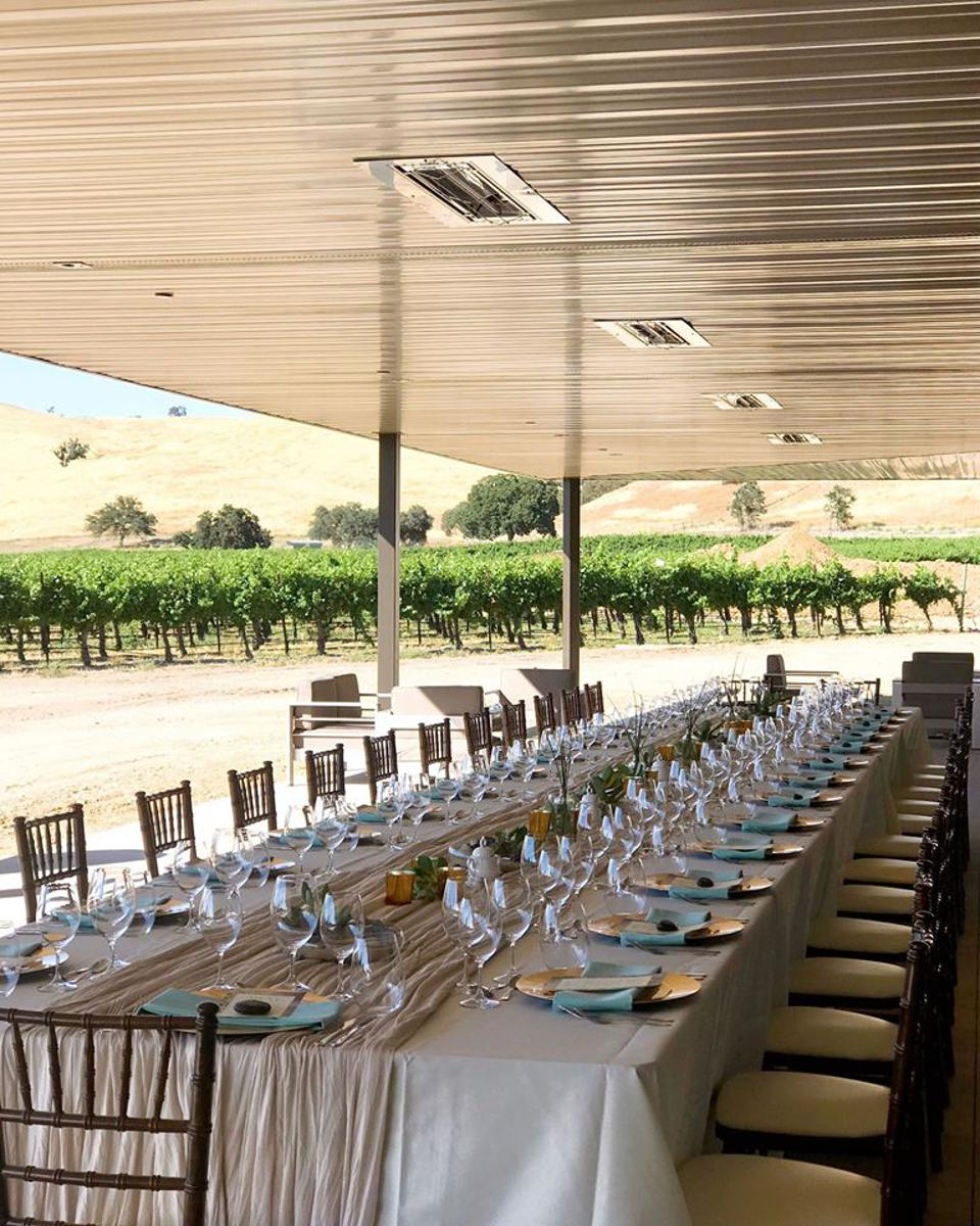 Event at Cass Winery
