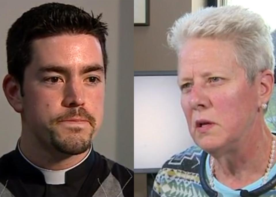 Catholic Pastor Tells Lesbian Chief Judge: 'No Communion For You'