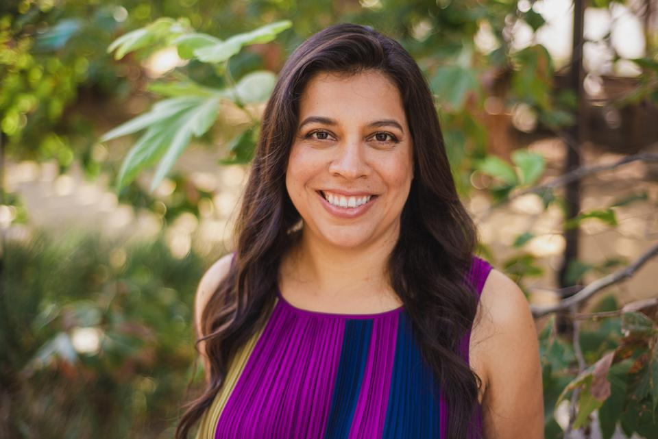 Cindy Montanez is the CEO of TreePeople