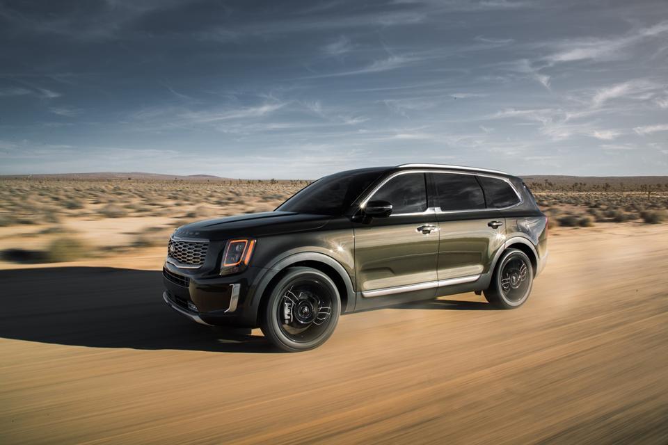 Latest Of New Three-Row SUVs, Kia Telluride Was Worth The Wait