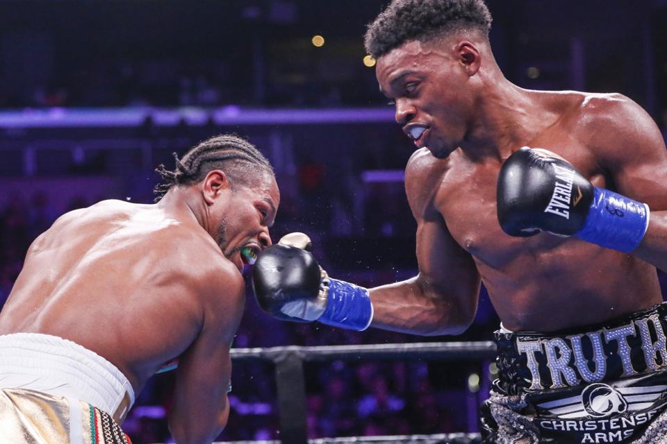 Spence Porter Boxing