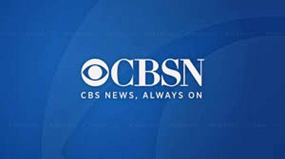 CBSN moving aggressively on live streaming news - nationally and locally.