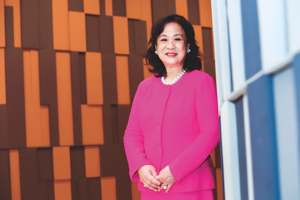 Rita Tong Liu