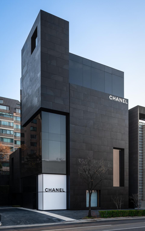 Chanel Seoul flagship