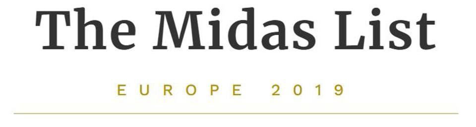 2019 Midas Europe