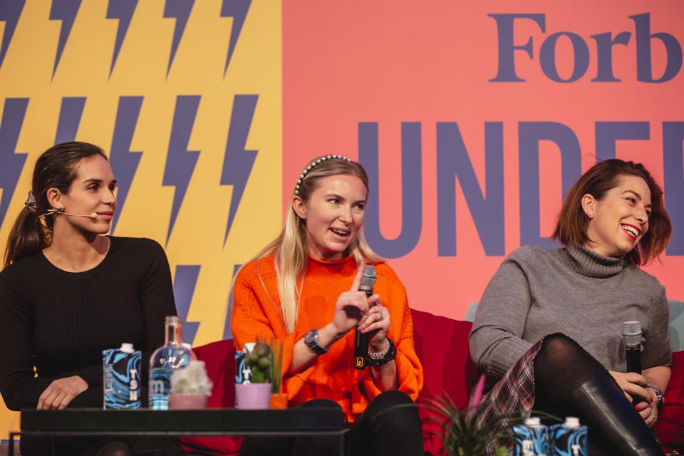 The Berlin summit heard from Lea Vajnorsky, Sophie Trelles-Tvede and Georgina Smallwood