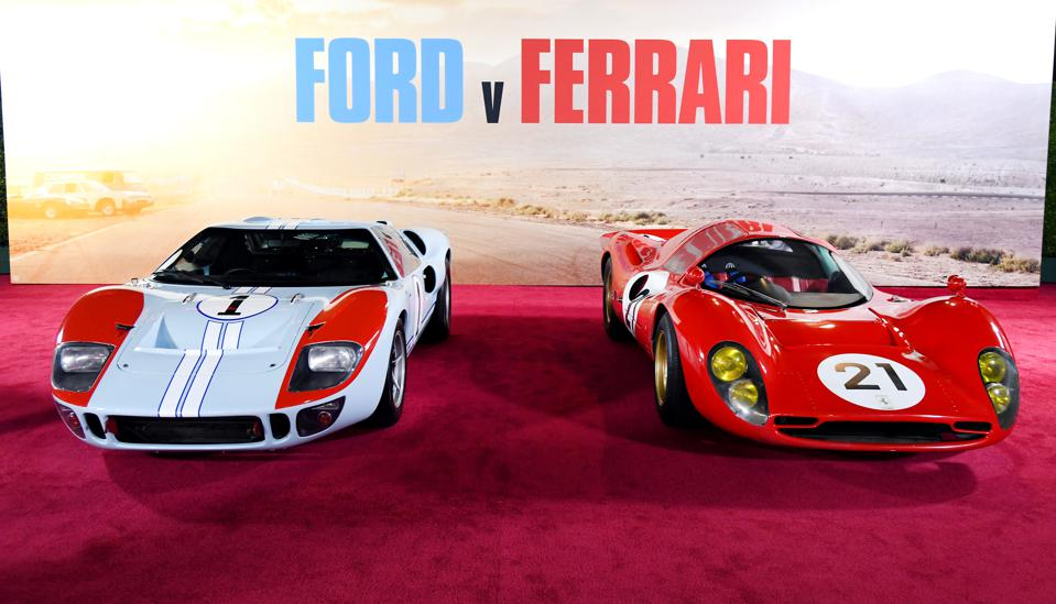 Ford V Ferrari 6 Ways Friends At Work Can Make You Better