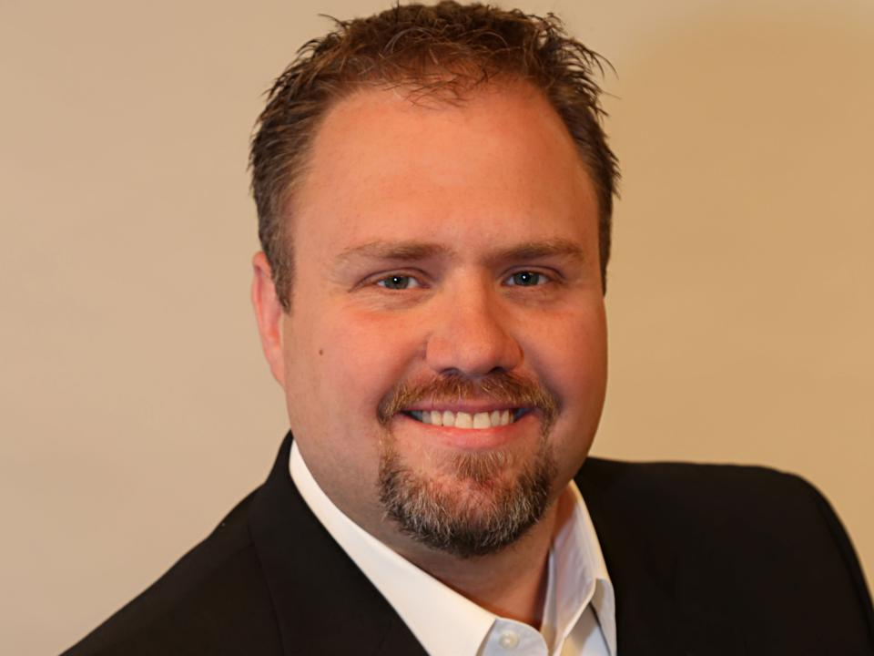 Chris Drumgoole leads IT at GE through a challenging time of transformation