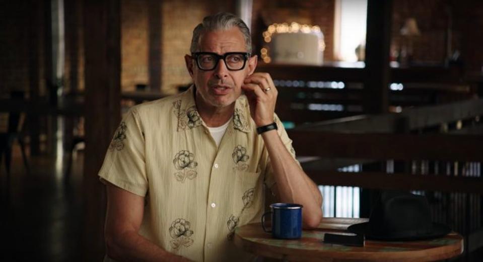 he World According to Jeff Goldblum