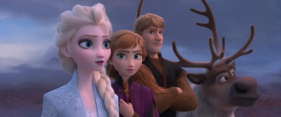 Disney Frozen 2 Pop Up Bed Tent with Anna /& Elsa Graphics
