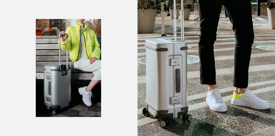 Samsara Carry-On Suitcase