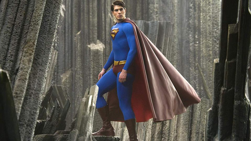 Brandon Routh in Bryan Singer's 'Superman Returns'