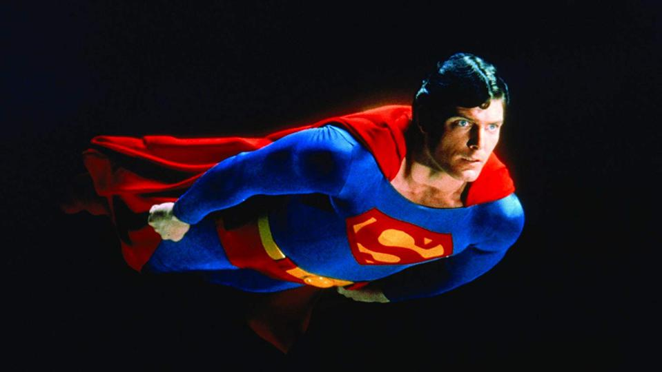 Christopher Reeve in Richard Donner's 'Superman'