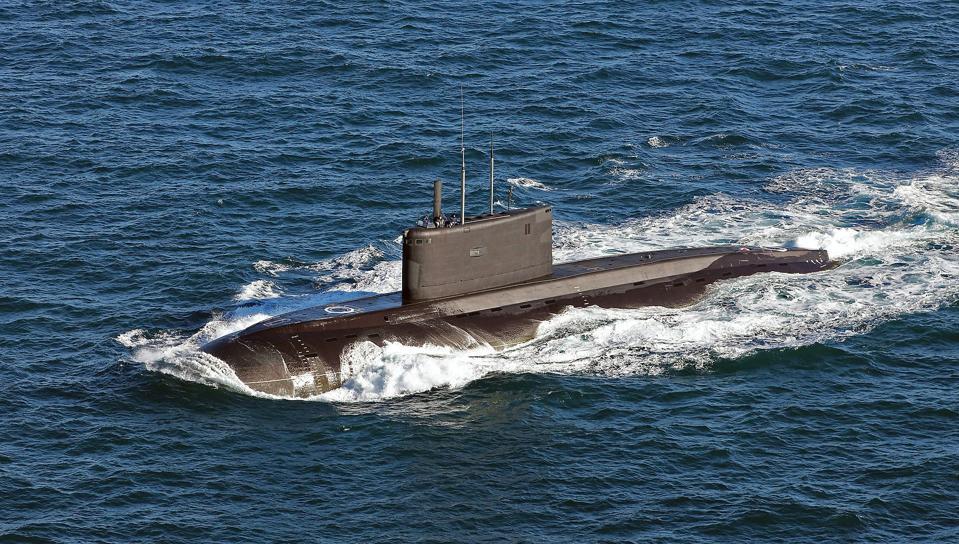 Submarine, Russia