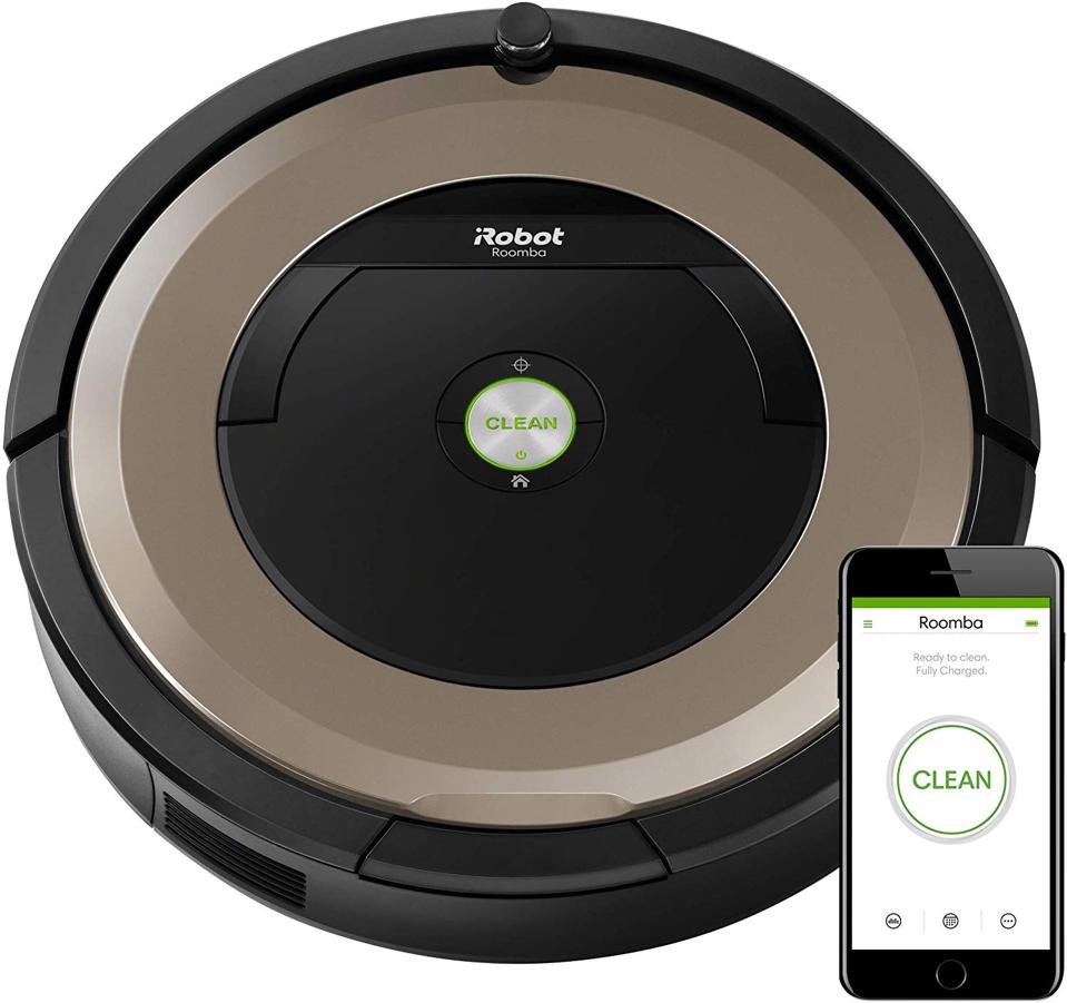 iRobot Roomba 891 Cyber Monday Deal: Save 33% At Amazon