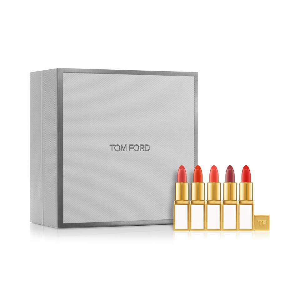 Tom Ford Lip Color Sheer Deluxe Mini Set