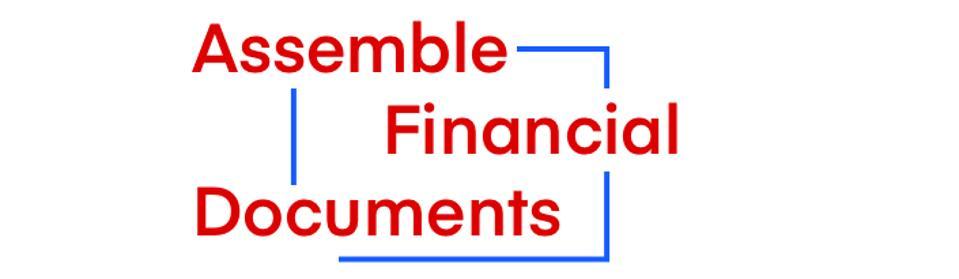 Assemble Financial Documents