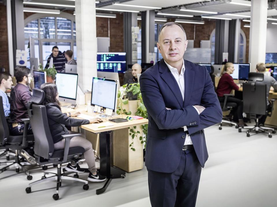 Martin Hofmann, VW's group CIO