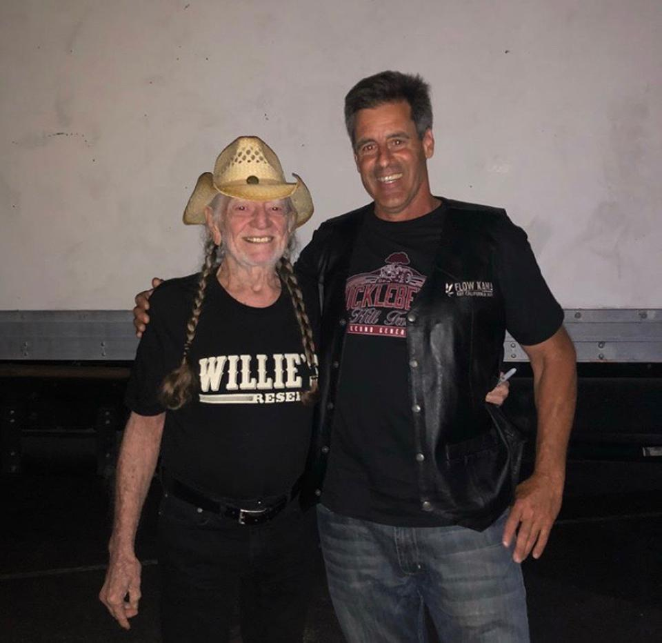Johnny and Willie