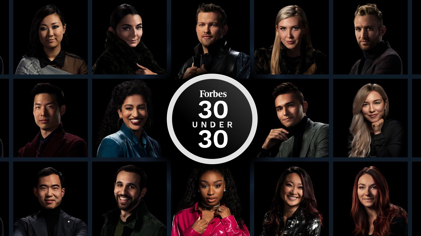ผู้นำด้านคริปโตสิบคน มีใครบ้างติดอันดับ Forbes 30 Under 30 list ในปีนี้