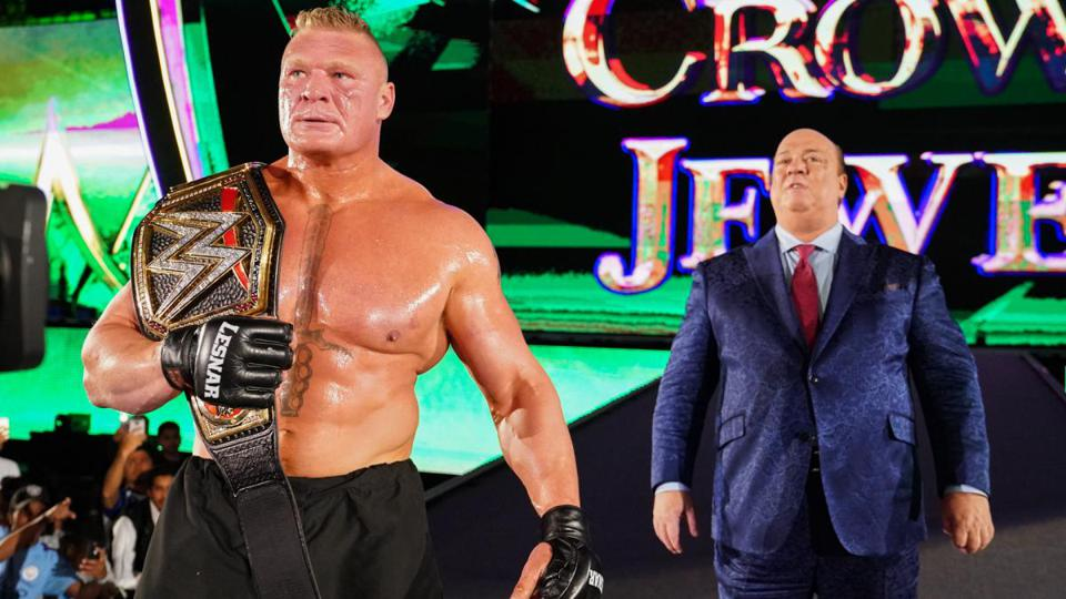 WWE Is Considering Two Underwhelming WrestleMania 36 Opponents For Brock Lesnar