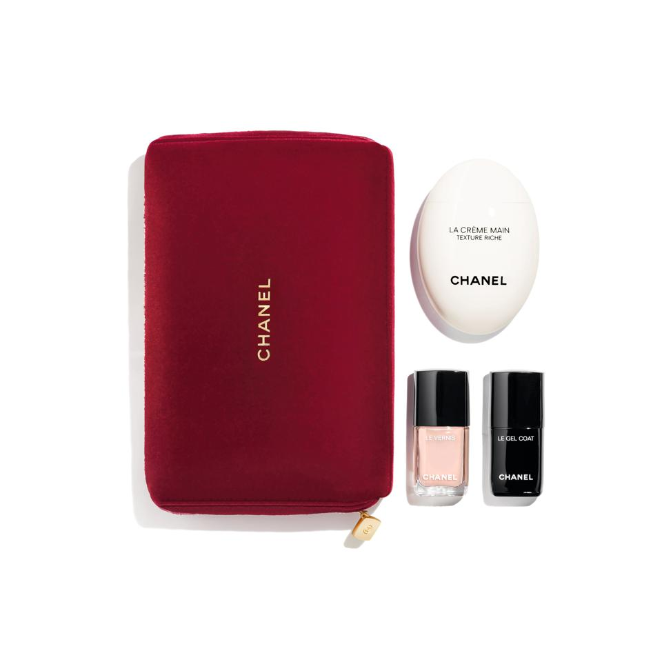 Chanel Prep, Prime and Polish Manicure Essentials