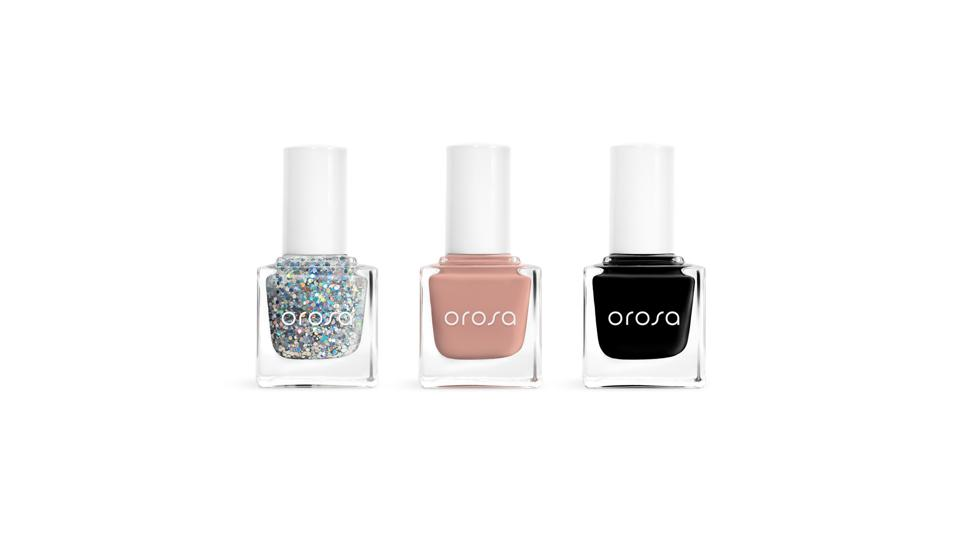 Orosa Pure Cover Nail Paint Winter Set