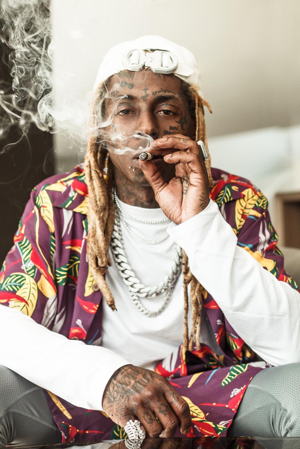 Lil Wayne + GKUA Ultra Premium