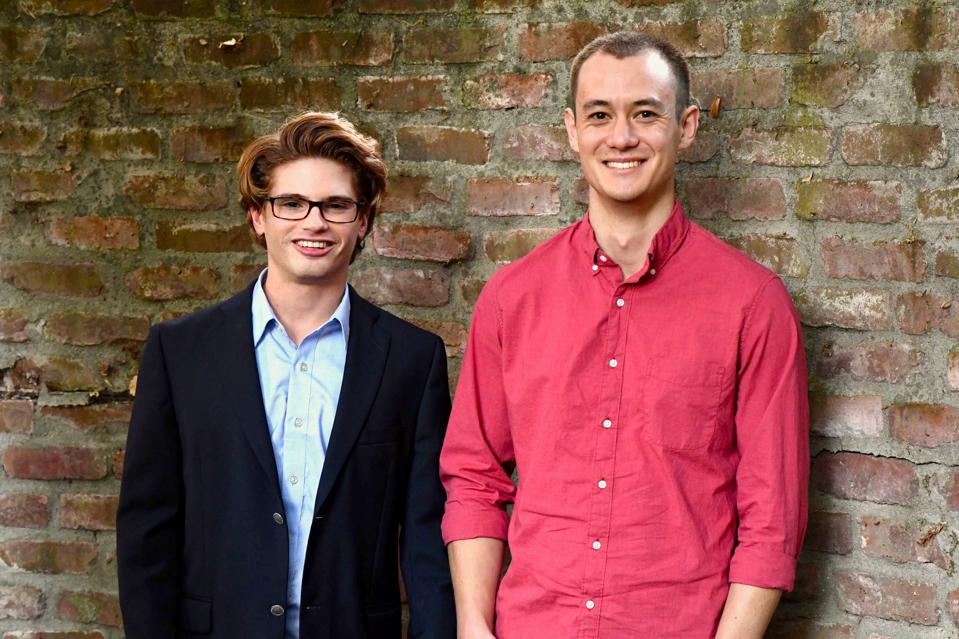 Evan Feinberg and Ben Sklaroff are cofounders of biotech AI company Genesis Therapeutic.