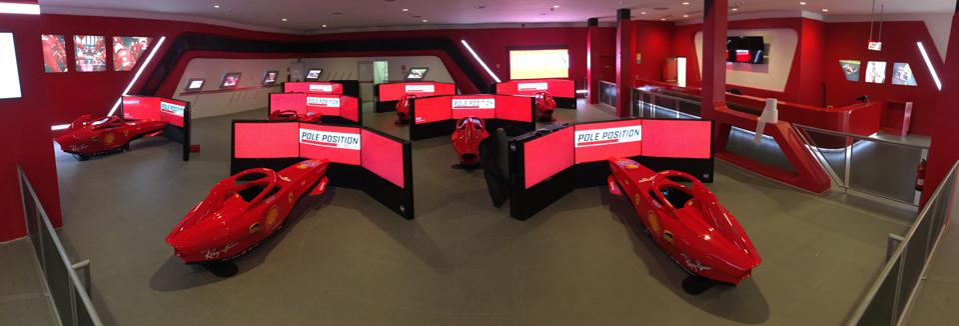 Simulation, Racing, Cars, Ferrari