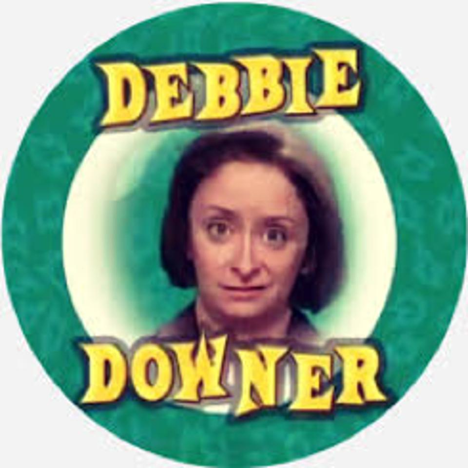 Debbie Downer signals a potential slowdown in the private FinTech market