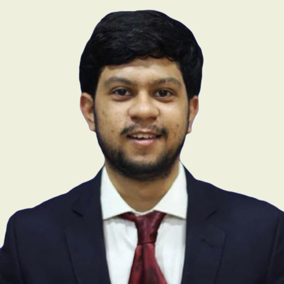 Headshot of Samyak Jain