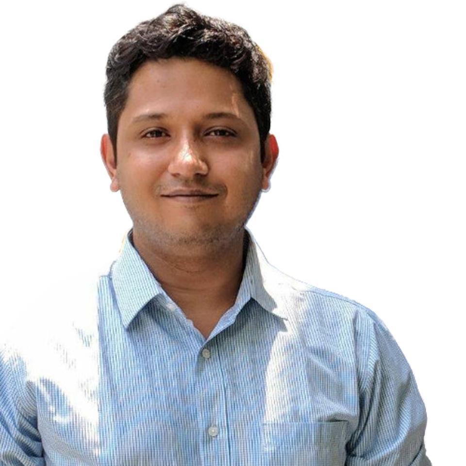 Headshot of Dhirendra Pratap Singh