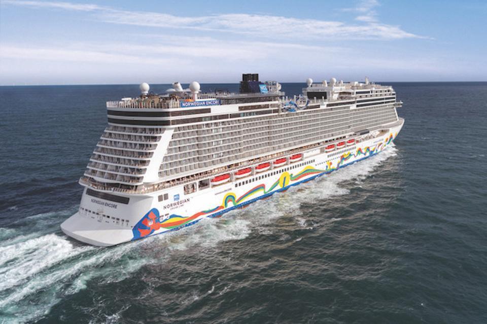 Best New Ship: Norwegian Encore