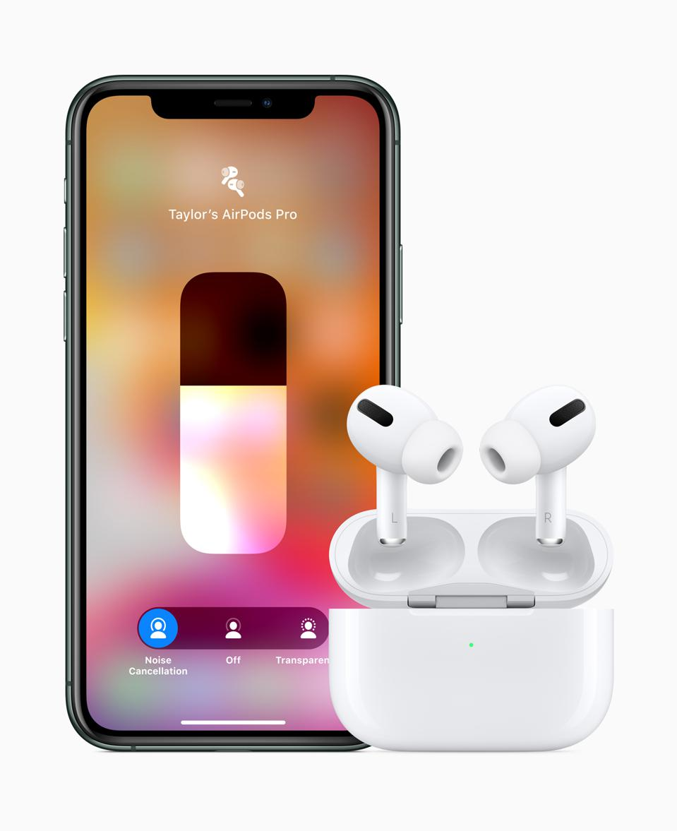 AirPods Pro & iPhone 11 Pro